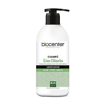 Bio Shampoo päivittäiseen käyttöön Aloe Coco Malva 500 ml