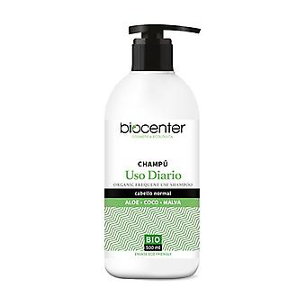 Bio Shampoo for daily use Aloe Coco Malva 500 ml