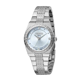 Ferre Milano Ladies L. Blue Dial  MB Watch