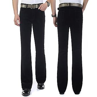 Men's Classic Designer Flare Casual Korean Pants