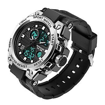 Sports Men's Watches Luxury Military Quartz Watch Waterproof S Shock Male Clock