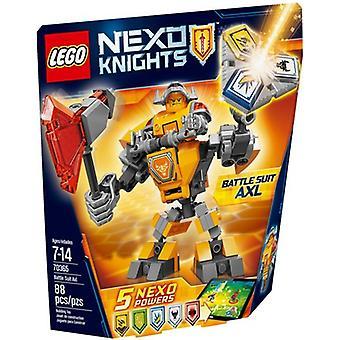 LEGO 70365 taisteluvaljaat Axl