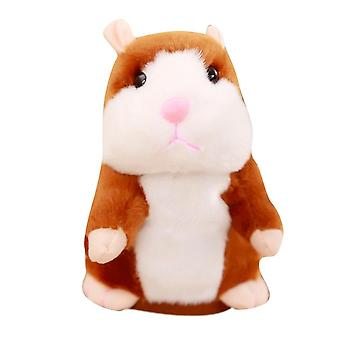 Talking Small Hamster - Electric Plush Toy
