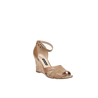 Nine West | Lilly Ankle Strap Wedge Sandals