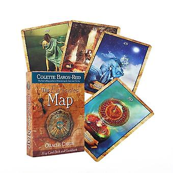 Oracle Tarot Cards Guidance Divination Fate Party Deck Board Game