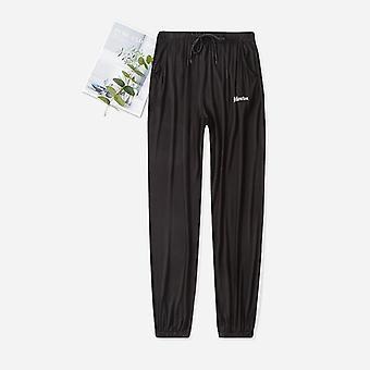 Nanjiren Kesä Miehet Modal Pajama