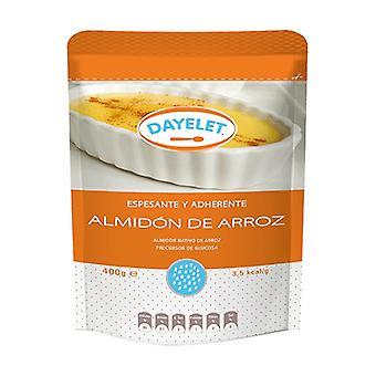 Gluten Free Rice Starch 400 g of powder