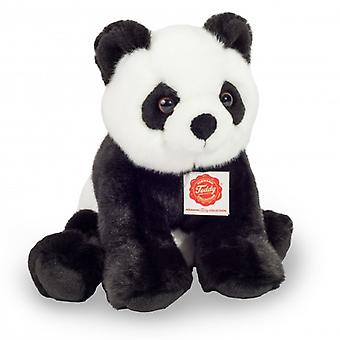 Hermann Teddy Cuddle Panda Sentado