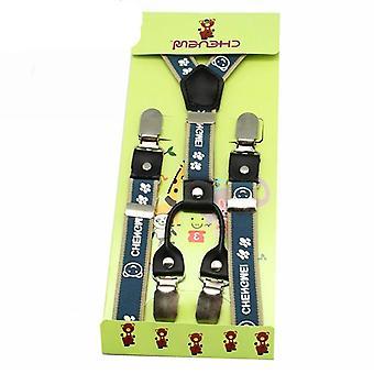 Cintura bretella elasticizzata regolabile per bambini
