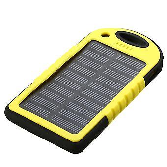 Caixa de bateria do banco de energia solar USB
