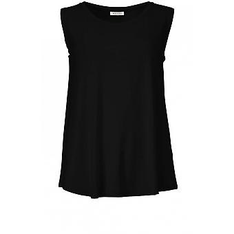 Masai Clothing Elisa Black Jersey Top