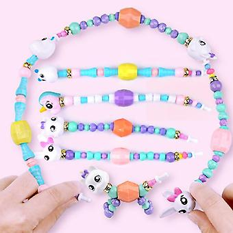 Diy Animals Variety Bracelets Necklace Toy