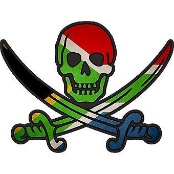 Tarra tarra merirosvo jack rackham calico maa lippu ZA Etelä-Afrikka