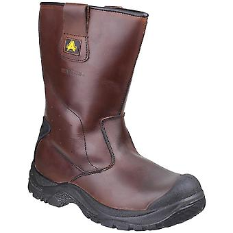 Amblers safety as249 cadair waterproof rigger boots womens