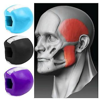3 Pack Silicone Masseter Chew Ball Facial Muscle Jaw en Neck Muscle Exercise Ball