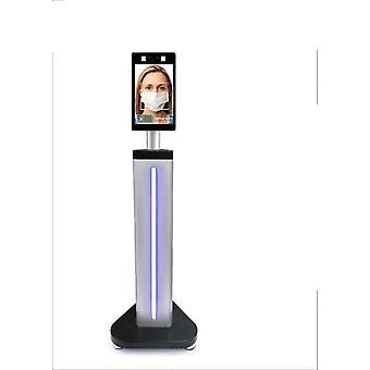 8 tommer Tcp/ ip Dynamisk ansigtsgenkendelse Deltagelse Adgangskontrol Kamera
