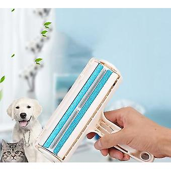 Pet Hair Remover For Møbler Bed, Genanvendelige Hund Hair Remover Roller For Dog Cat