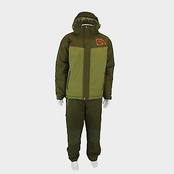 New TRAKKER Men's Core Insulated Suit Green