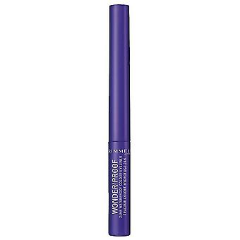 Rimmel London Wonder'proof Liner Eyeliner 004 Deep Purple