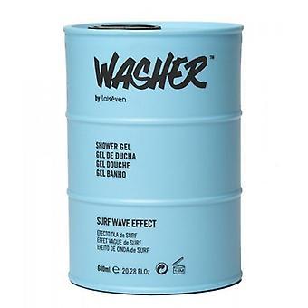 Laiseven Washer Blue Shower Gel 600 ml