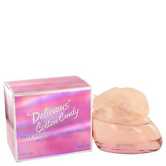 Delicious cotton candy eau de toilette spray by gale hayman 497101 100 ml