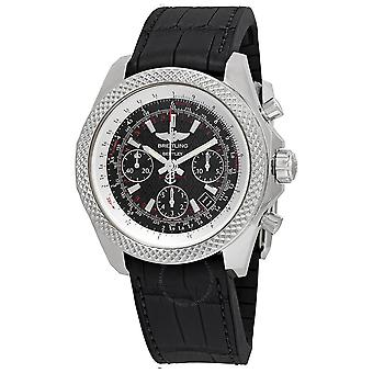 Breitling Bentley B06 S Chronograph Automatic Black Dial Men's Watch AB061221/BD93-266S