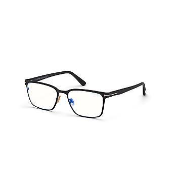 Tom Ford TF5733-B 002 Óculos Pretos Matte