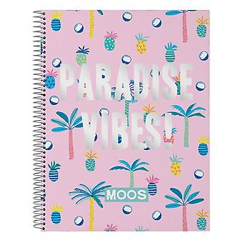 Book of Rings Paradise Moos A4