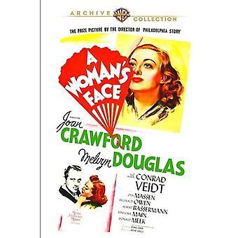 Visage de femme (1941) importer des USA [DVD]