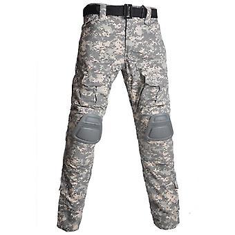 Férfi egyenruha, álcázó öltönyök, vadászat taktikai hadsereg ingek