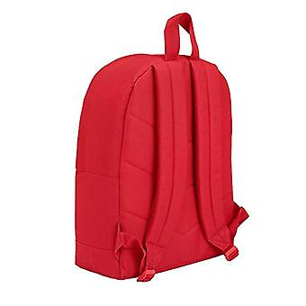 Sambro Real Madrid Backpack Casual 43 centimeters 5 Red (Rojo)