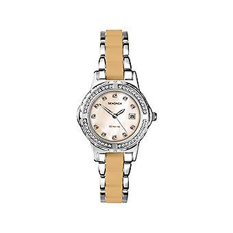 Sekonda analoog horloge quartz vrouw met riem in geen 2893.27