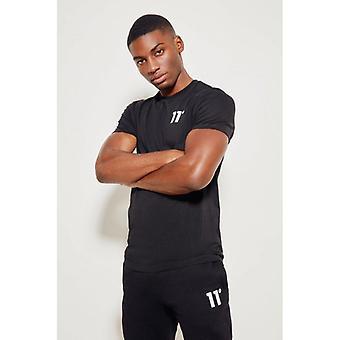 11 Degrees Core T-Shirt - Black