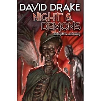 David Draken Night & Demons (Kirja, 2013)
