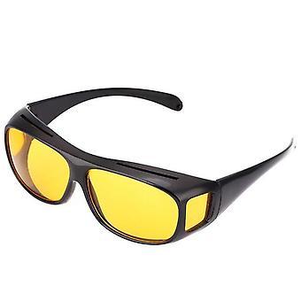 Gafas de conducción nocturnas Gafas de conductor Unisex Sun Gafas de sol Gafas