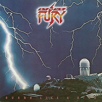 Stone Fury - Brinner som en stjärn-CD