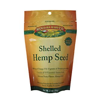 Manitoba Harvest Organic Hemp Hearts Shelled Hemp Seeds, Delicious Nutty Flavor 7 Oz