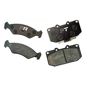 Brake pads Black Diamond PP491 Ventilated Frontal