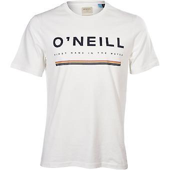 O'Neill Camiseta de Punta de Flecha, Polvo Blanco