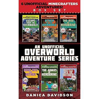 غير رسمية Overworld مغامرة سلسلة مربع تعيين ديفيدسون ودانيكا