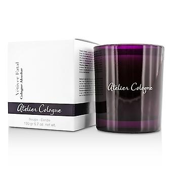 Atelier Cologne Bougie Candle - Vetiver Fatal 190g/6.7oz