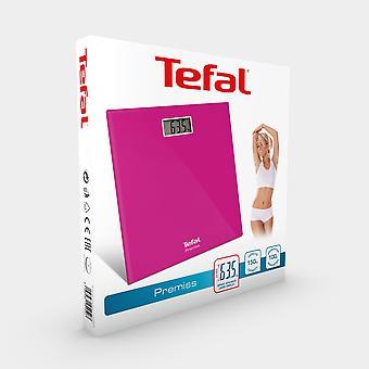 Tefal Premiss Scale Pink