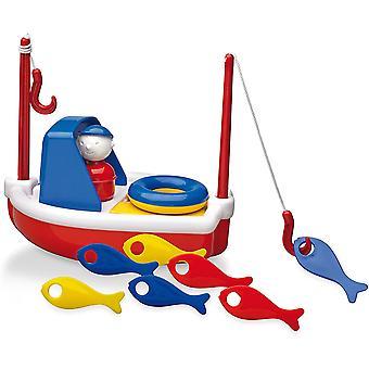 Fishing Boat Bath Toy