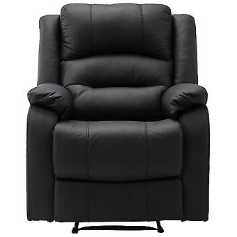 Sessel - Sessel - Modern Black 85 cm x 162 cm x 80 cm