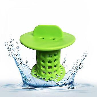 5pcs Salle de bain Drain Hair Catcher Bath Stopper Plug Sink Strainer Filter Sewer Dredge Device Douche