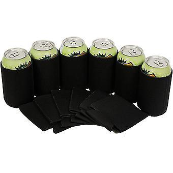 6 Pack leere Bier Dose Kühler Ärmel Neopren Bier Kann Kühler Trinken Flasche Halter Ärmel