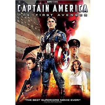 キャプテン アメリカ: まずアヴェンジャー 【 DVD 】 アメリカ インポートします。