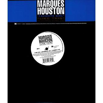 Marques Houston - Like This [Vinyl] USA import
