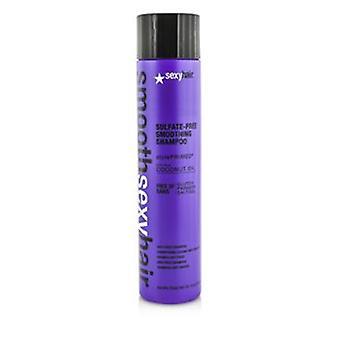 Sexy haar concepten glad sexy haar sulfaat-vrije Smoothing Shampoo (anti-frizz)-300ml/10.1 oz