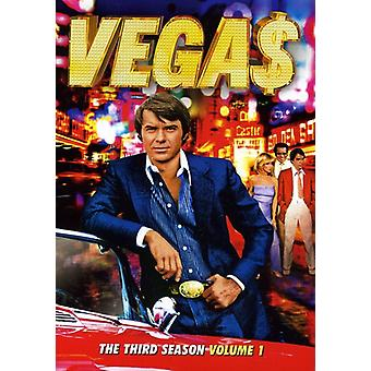 Vegas - Vegas: Vol. 1-Season 3 [DVD] USA import
